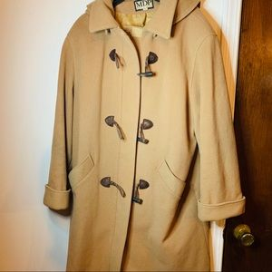 MDP Wool Coat M